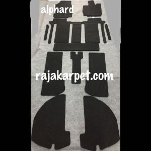 New Termurah Karpet Mie/Bihun Mobil ALPHARD Rp 650.000