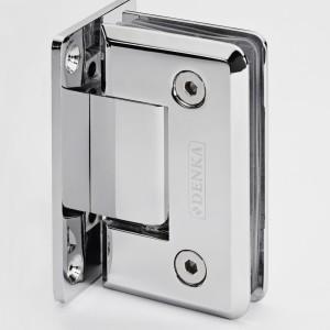 Shower Hinge / Engsel Pintu Kaca Otomatis 512 DENKA