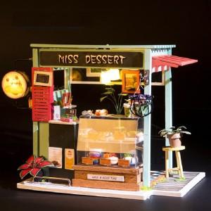 DIY Miniature House - DGM06 - Miss Desert