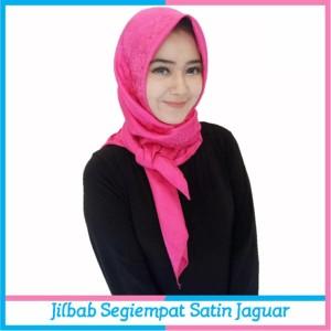 Hijab Persegi / Jilbab / Kerudung / Hijab Polos / Ukuran 110x110cm
