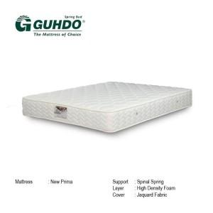 Promo Guhdo New Prima 100 x 200 Tebal 15 cm Putih Mattress Only