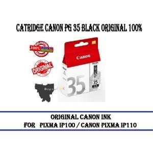 CATRIDGE CANON PG 35 BLACK ORIGINAL 100%