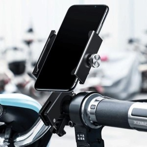 Baseus Knight Motorcycle / Bicycle Phone Holder Stand HP Sepeda Motor
