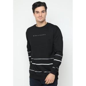 Sweater Pria / Ryusei Swt Men Greatness Black