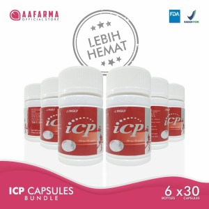 ICP Capsule Bundle (6 Botol)