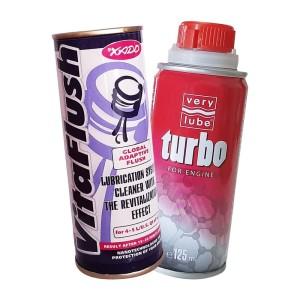 [Bundling] XADO Turbo Mobil + XADO Vitaflush 250 ml