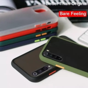 SAMSUNG A50s / A30s / A50 SOFT CASE MATTE COLORED FROSTED BONUS iRING