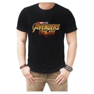 Kaos Distro Baju Tshirt Logo Avengers 2019 AVG15