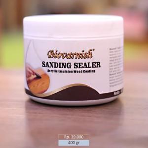 Sanding Sealer Water Based - Biovarnish Sanding Sealer Mini Can