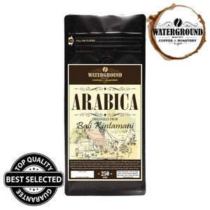 KOPI ARABIKA BALI KINTAMANI 250 GRAM (BIJI/BUBUK) ARABICA COFFEE