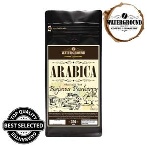 Kopi Arabika Lanang / Jantan Flores Bajawa Peaberry 250 grams Coffee