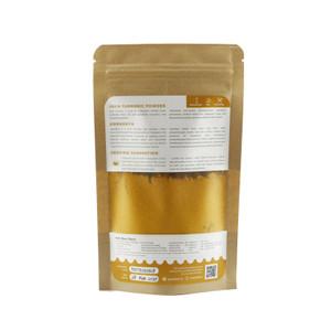 Java Turmeric Powder (Serbuk Temulawak)