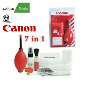 Cleaning Kit Canon Cleaning Set Pembersih Dslr Mirrorless