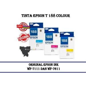 TINTA EPSON ORIGINAL T188 / T 188