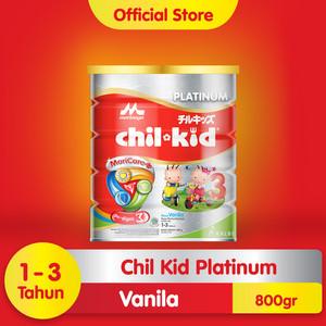Morinaga Chil Kid Platinum Moricare Vanila 800 gr