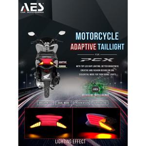 LAMPU STOP HONDA PCX AES ADAPTIVE TAILLIGHT I stoplamp PCX I SKU-2999