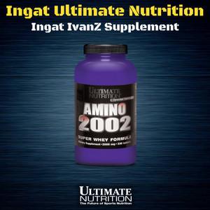 [PROMO] AMINO 2002 330 TABS ULTIMATE NUTRITION