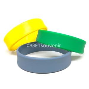 Gelang karet polos (Gelang rubber) 200-300pcs