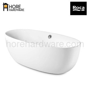 ROCA Virginia Oval Standing Bathtub / Bak Mandi / Bath Tub A24T452001