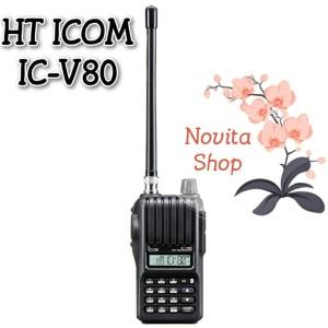 HT ICOM IC V80 / HT ICOM V 80 / HT ICOM IC-V80 ORIGINAL 100% BARU..!!