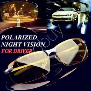 polarized, kacamata anti silau siang malam