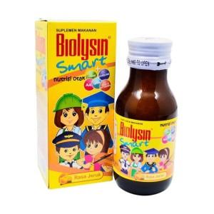 Biolysin Smart sirup 60ml vitamin anak