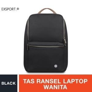 Exsport Jerome 01 Laptop Backpack - Black