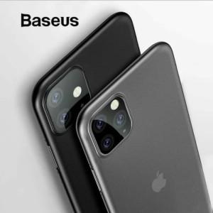 Iphone 11 Pro Max 6.5 Slim Case Baseus Wing Series PC Ultra Thin Case