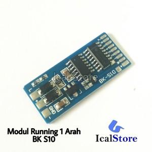 Modul Running 1 Arah - 7 Channel Tipe BK S10