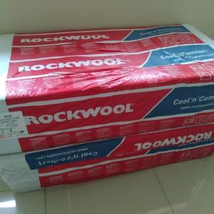 Rockwool Peredam Suara Den 100 Kg/m3