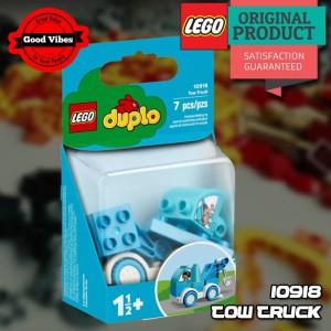 Original LEGO DUPLO 10918 Tow Truck - Mainan Anak Bayi Edukasi Kreatif