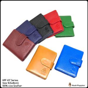 dompet kartu hush puppies 417 replica dompet pria dompet kulit murah