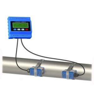 Ultrasonic Flow Meter TUF2000M Liquid FlowMeter TUF-2000M 50-700mm