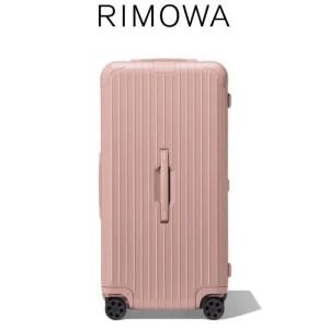 RIMOWA Essential Trunk Plus 101 L - Koper - Rose Gloss