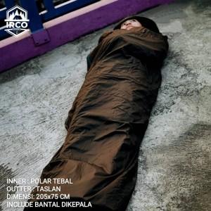 SLEEPING BAG POLAR TEBAL - SB POLAR - SLEEPING BAG BANTAL - IRCO