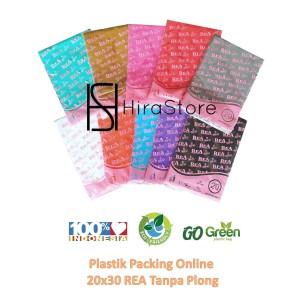 Plastik Packing / Plastik olshop / plastik online shop / REA 20x30