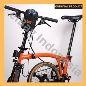 Tas Sepeda Lipat Seli Handlebar Stang Sadel Selempang EIBAG 1557