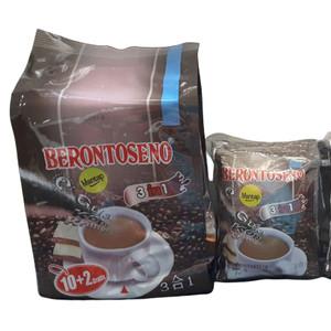 Kopi Berontoseno 3 in 1 (kopi + gula + krimer) Pack