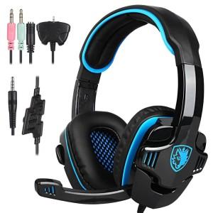 Headset Gaming Sades Gpower SA-708