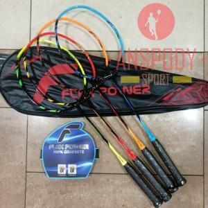 RAKET BADMINTON FLEX POWER ADVANCE 99 NEW LIMITED
