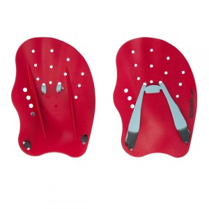 Speedo Tech Paddle / Paddle Renang Red Blue