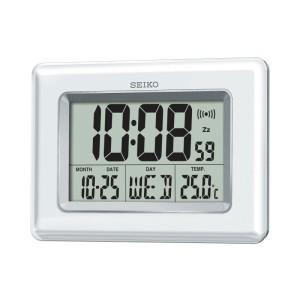 Aerocart Official Store SEIKO QHL058W LCD Bedside Clock