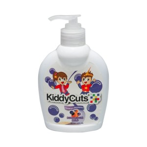 KiddyCuts Shampoo 270 ml Bubblegum [Shampoo Anak]