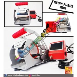 Mesin Press Gelas Mug Rhinotec