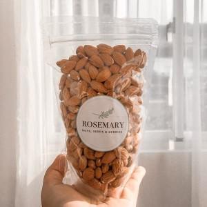 Roasted Almond - Kacang Almond Panggang - 300 Gram