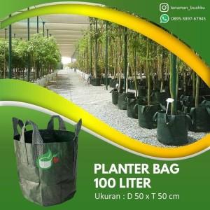Planter Bag 100 Liter Original Easy Grow Polybag Tambulampot Pot Bibit
