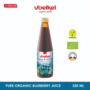 VOELKEL BOOST IMMUNE SYSTEM PURE ORGANIC BLUEBERRY JUICE 330 ML