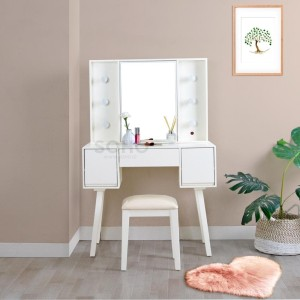 Meja Rias Lampu - Tiana Dressing Table