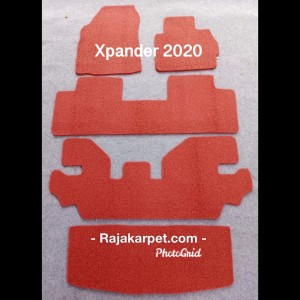 Termurah Karpet Mobil Mie/Bihun Xpander full sampai bagasi