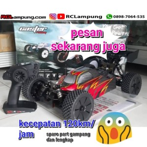 Caster Racing EX 2.0R 6s RTR 1/8 RC Car Buggy 120km/jam